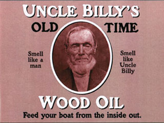 Uncle Billy Wood Oil